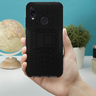Acheter Avizar Coque Noir Hybride pour Xiaomi Redmi 7