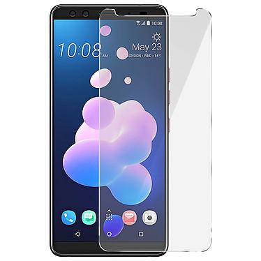 Avizar Film verre trempé Transparent pour HTC U12 Plus pas cher