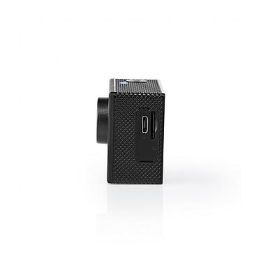 NEDIS Caméra sport Full HD 1080p Wi-Fi Noir pas cher
