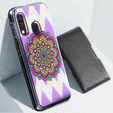 Avis Avizar Coque Multicolore pour Samsung Galaxy A40