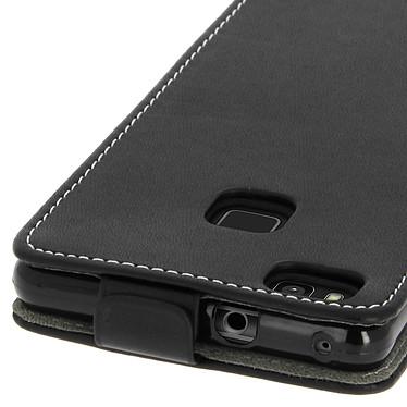 Avis Avizar Etui à clapet Noir pour Huawei P9 Lite