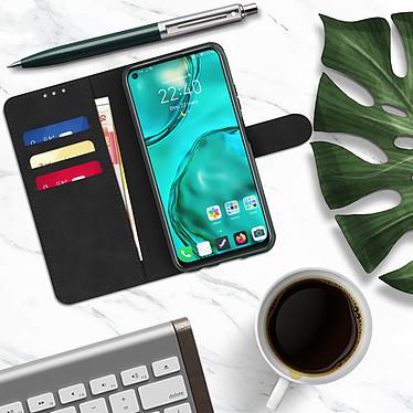 Acheter Avizar Etui folio Noir pour Huawei P40 Lite