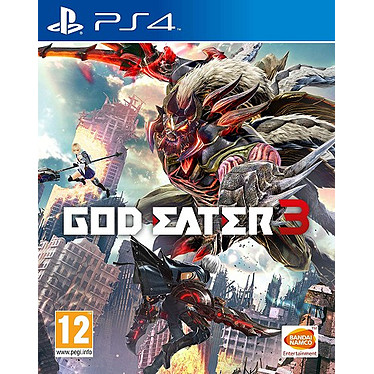 God Eater 3 (PS4) Jeu PS4 Combat 12 ans et plus