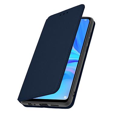 Avizar Etui folio Bleu Nuit pour Huawei P30 pas cher