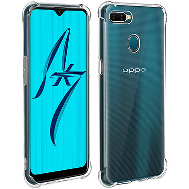 Avizar Coque Transparent pour Oppo AX7 Coque Transparent Oppo AX7