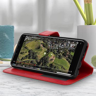 Avis Avizar Etui folio Rouge pour Huawei Mate 20 lite