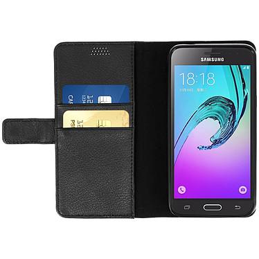 Acheter Avizar Etui folio Noir pour Samsung Galaxy J3