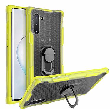 Avizar Coque Jaune Hybride pour Samsung Galaxy Note 10 pas cher