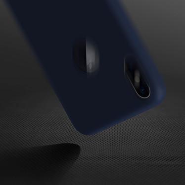 Avis Avizar Coque Bleu Nuit pour Apple iPhone XS Max