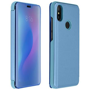 Avizar Etui folio Bleu pour Xiaomi Mi A2 Etui folio Bleu Xiaomi Mi A2