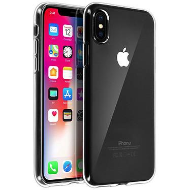 Avizar Coque Transparent pour Apple iPhone X , Apple iPhone XS pas cher