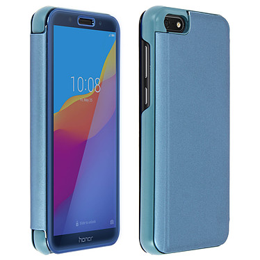 Avizar Etui folio Bleu pour Huawei Y5 2018 , Honor 7S Etui folio Bleu Huawei Y5 2018 , Honor 7S