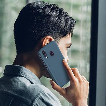 Acheter Avizar Etui folio Bleu pour Samsung Galaxy A40