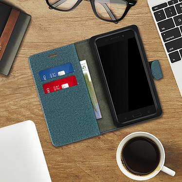 Avis Avizar Etui folio Bleu pour Tous les smartphones compris entre 4,3 et 4,8 pouces