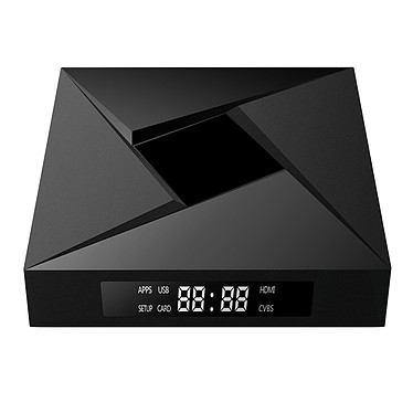 Yonis Box Android TV Noir Y-9192