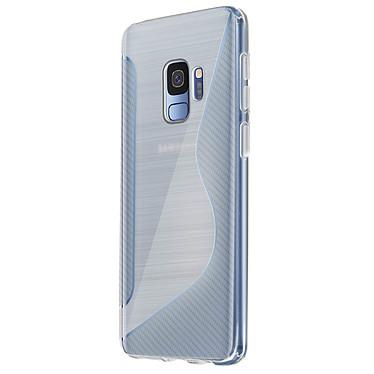 Avis Avizar Coque Transparent S-Line pour Samsung Galaxy S9