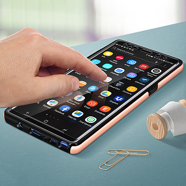 Acheter Avizar Coque Rose Champagne pour Samsung Galaxy Note 9