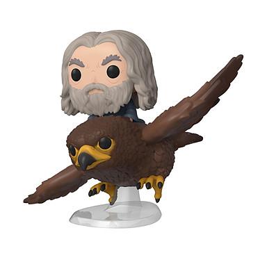 Le Seigneur des Anneaux - Figurine POP! Gwaihir & Gandalf 15 cm Figurine POP! Le Seigneur des Anneaux, modèle Gwaihir & Gandalf 15 cm.
