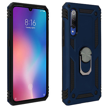 Avizar Coque Bleu Nuit pour Xiaomi Mi 9 Coque Bleu Nuit Xiaomi Mi 9