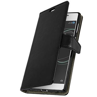Avizar Etui folio Noir pour Sony Xperia L1 Etui folio Noir Sony Xperia L1