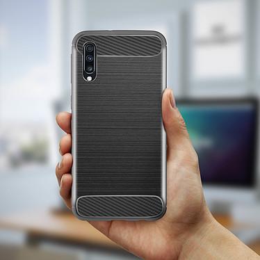 Avis Avizar Coque Gris pour Samsung Galaxy A70