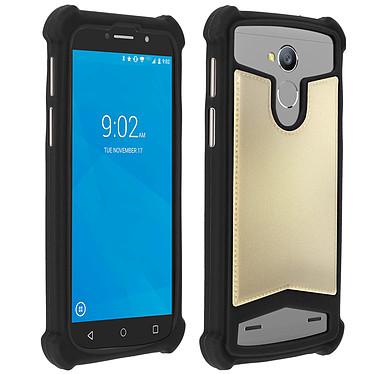 Avizar Coque Multicolore pour Smartphones de 4.3' à 4.7' pas cher