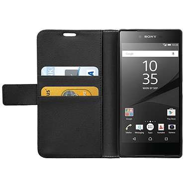 Acheter Avizar Etui folio Noir pour Sony Xperia Z5