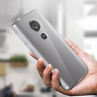 Avizar Coque Transparent pour Motorola Moto G6 Play , Motorola Moto E5 pas cher