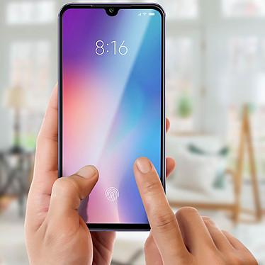 Acheter Avizar Film verre trempé Noir pour Xiaomi Mi 9 SE