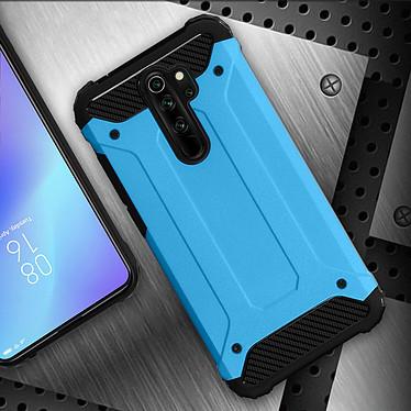 Avis Avizar Coque Bleu pour Xiaomi Redmi Note 8 Pro