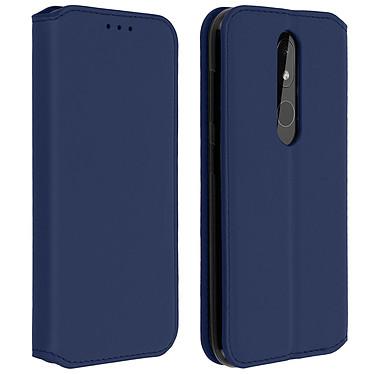 Avizar Etui folio Bleu Nuit pour Nokia 3.2 Etui folio Bleu Nuit Nokia 3.2