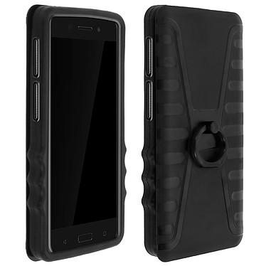 Avizar Coque Noir pour Smartphones de 5.6'' à 6'' Coque Noir Smartphones de 5.6'' à 6''