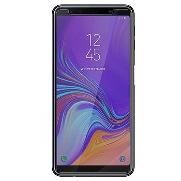 Avizar Film protecteur Transparent Haute Résistance pour Samsung Galaxy A7 2018 Film protecteur Transparent haute résistance Samsung Galaxy A7 2018