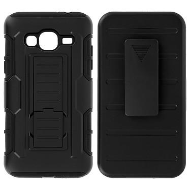Avizar Coque Noir pour Samsung Galaxy J3 pas cher