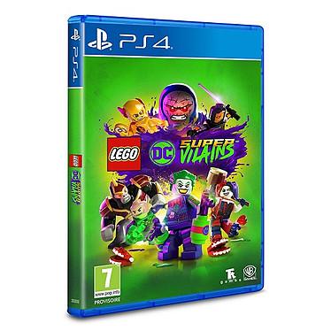 LEGO DC Super Vilains (PS4) Jeu PS4 Action-Aventure 7 ans et plus