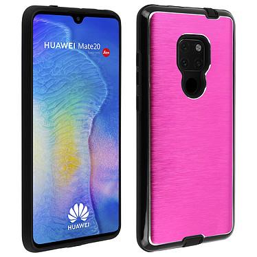 Avizar Coque Rose Hybride pour Huawei Mate 20 Coque Rose hybride Huawei Mate 20