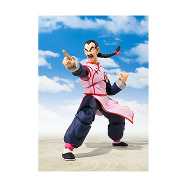 Dragon Ball - Figurine S.H. Figuarts Tao Pai Pai Tamashii Web Exclusive 15 cm
