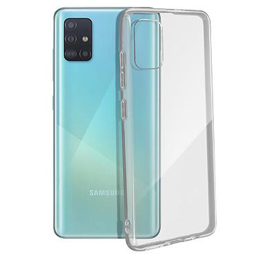 Avizar Coque Transparent pour Samsung Galaxy A51 pas cher