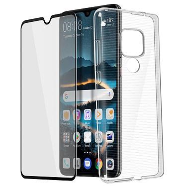 Avizar Coque Transparent pour Huawei Mate 20 pas cher