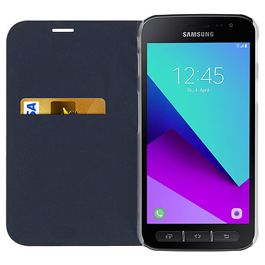 Acheter Avizar Etui folio Bleu Nuit pour Samsung Galaxy Xcover 4 , Samsung Galaxy Xcover 4s