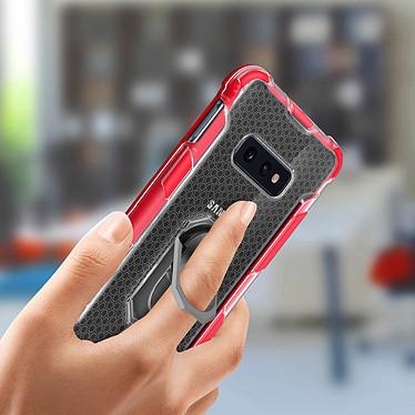 Acheter Avizar Coque Rouge Contours Bumper pour Samsung Galaxy S10e