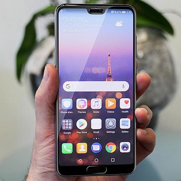 Acheter Avizar Film verre trempé Noir pour Huawei P20 Pro