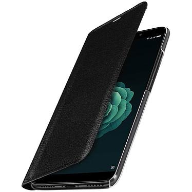 Avizar Etui folio Noir pour Xiaomi Mi A2 pas cher