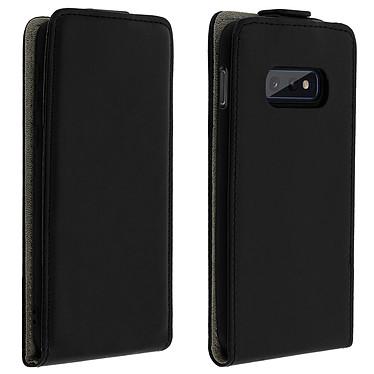 Avizar Etui à clapet Noir pour Samsung Galaxy S10e Etui à clapet Noir Samsung Galaxy S10e