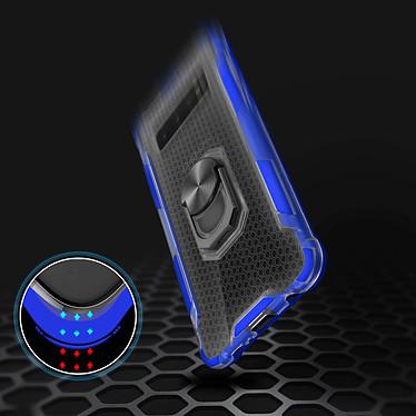 Avis Avizar Coque Bleu pour Samsung Galaxy S10