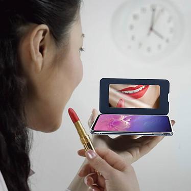 Acheter Avizar Etui folio Bleu Nuit pour Samsung Galaxy S10e