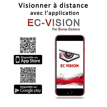Avis EC-VISION D2MP20S
