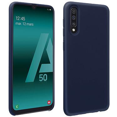 Avizar Coque Bleu Nuit pour Samsung Galaxy A50 , Samsung Galaxy A30s Coque Bleu Nuit Samsung Galaxy A50 , Samsung Galaxy A30s
