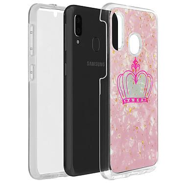 Avizar Coque Rose pour Samsung Galaxy A20e pas cher