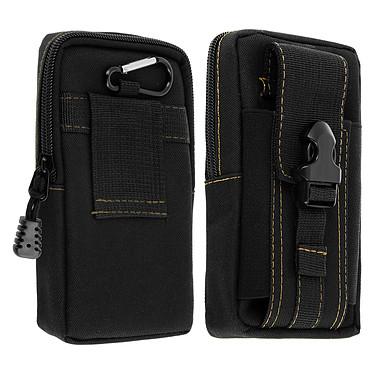 Avizar Pochette Noir pour Smartphone d'une longueur maximum de 155 mm pas cher